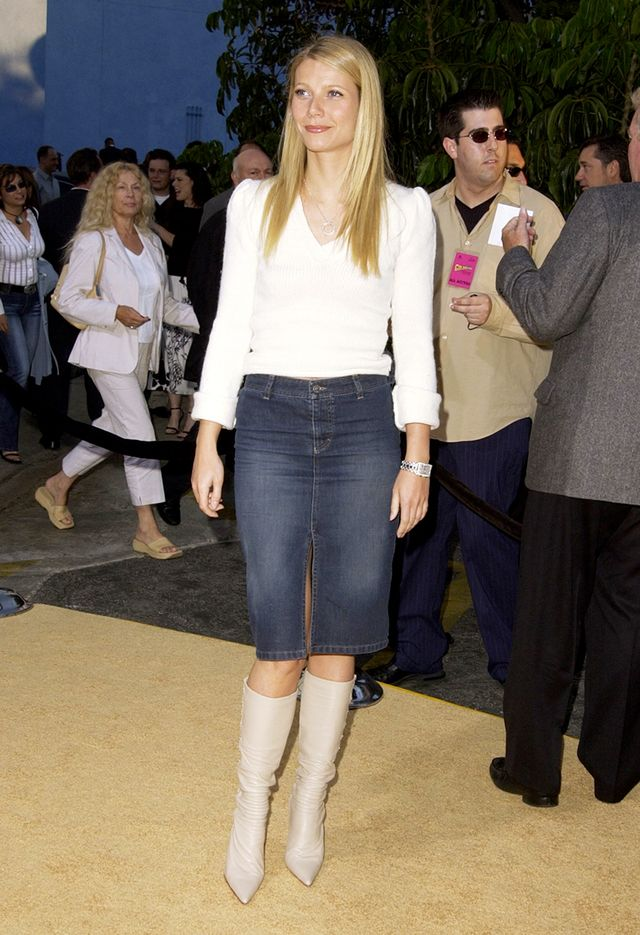 best jeans trends from the '90s
