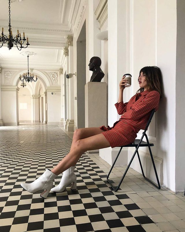 Jeanne Damas French Girl in Boots