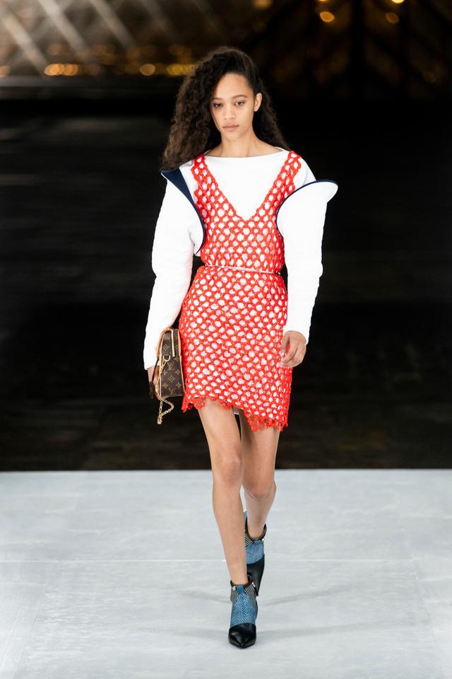 Louis Vuitton runway trends