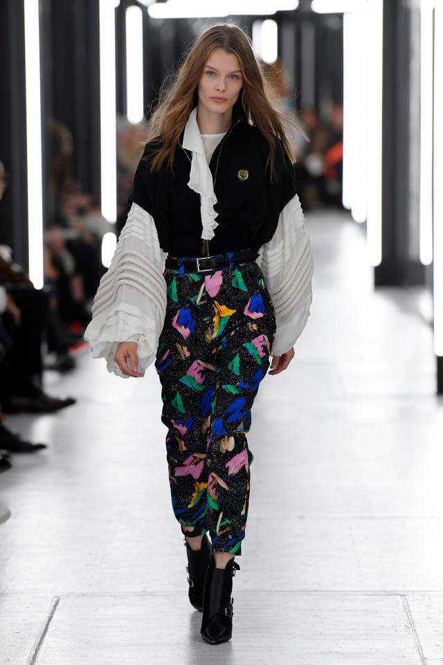 Louis Vuitton runway show