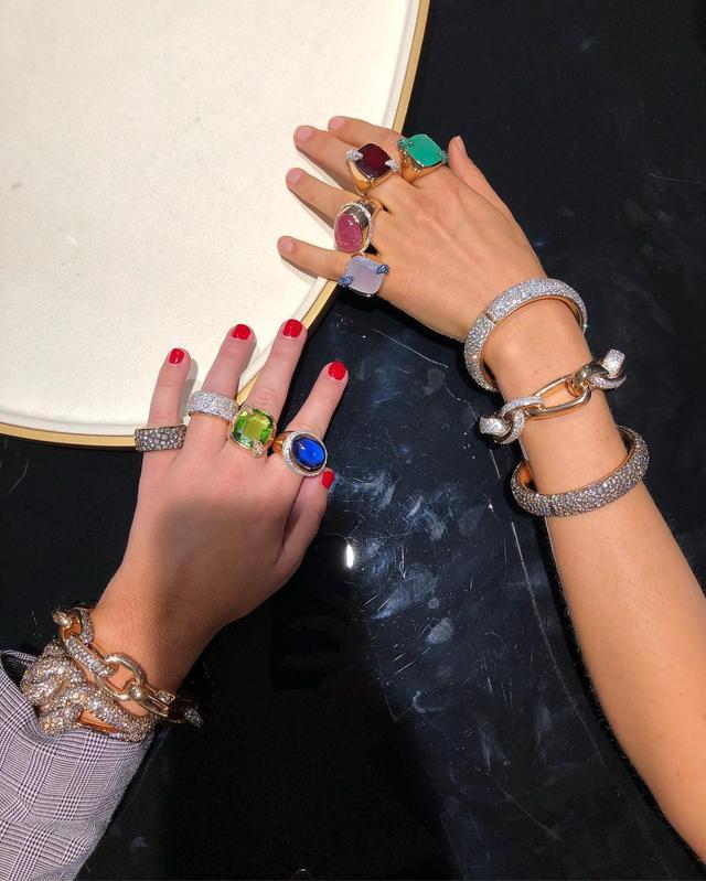 Jewelry Trends Italian Girls Wear