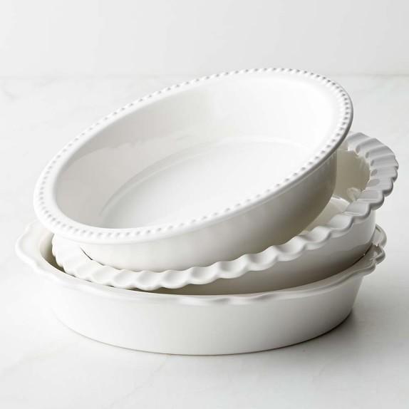 Williams-Sonoma Ceramic Pie Dishes
