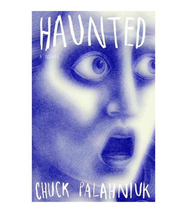 Chuck Palahnuik Haunted