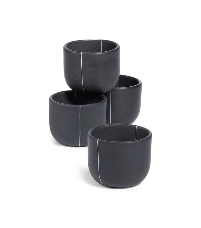 The Citizenry Oro Set Of 4 Cacao Cups