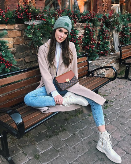 62a4996bb7a The 13 Best Winter Outfits With Hats