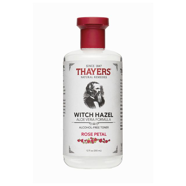 Thayers Witch Hazel Alcohol Free Unscented Toner