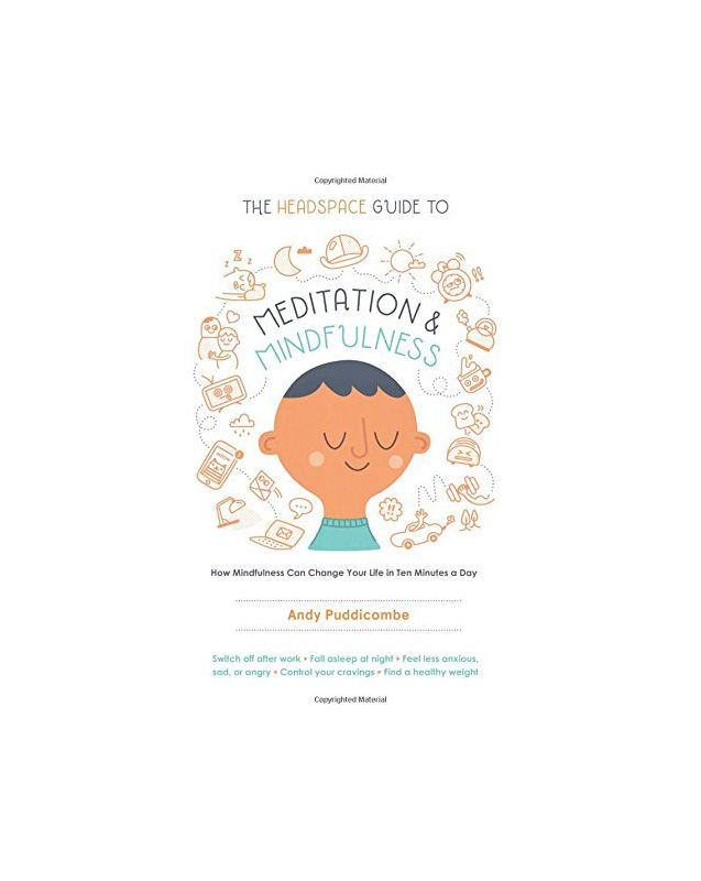 Andy Puddicombe Meditation & Mindfullness