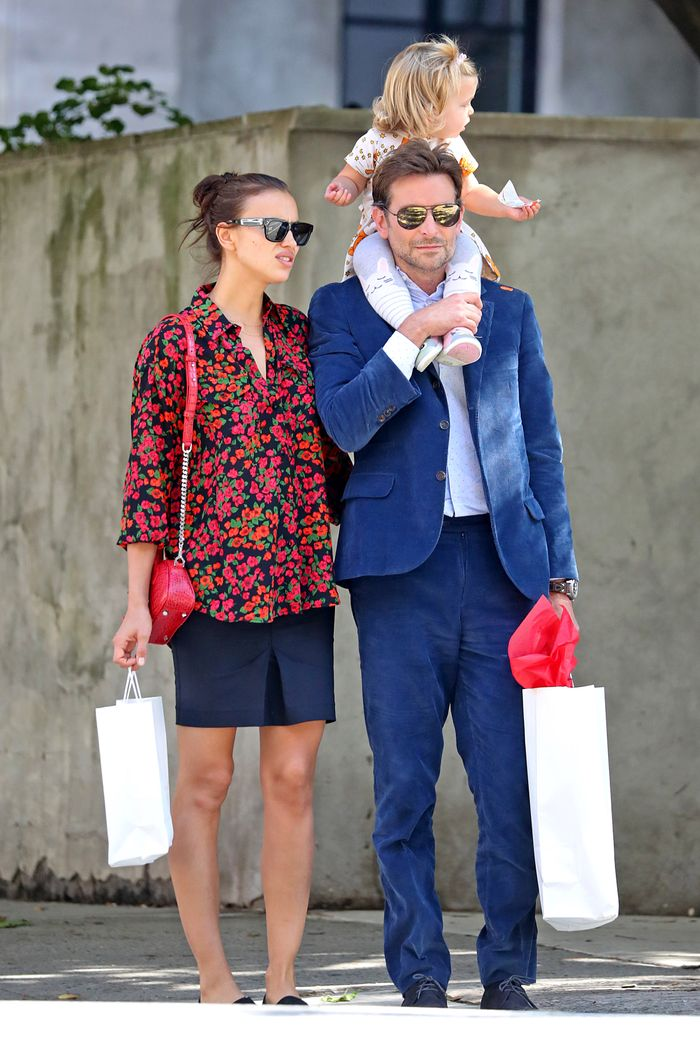 irina shayk and bradley cooper are the best dressed couple