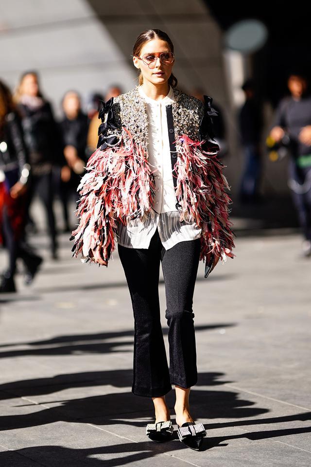 Olivia Palermo jacket