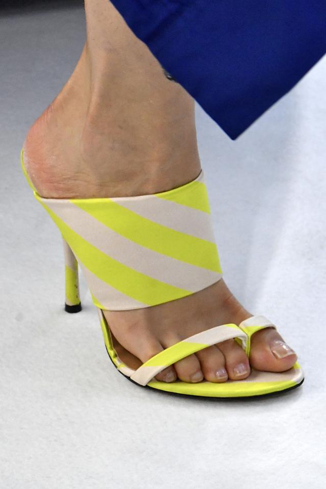 Spring 2019 shoe trends: Dries Van Noten S/S 19