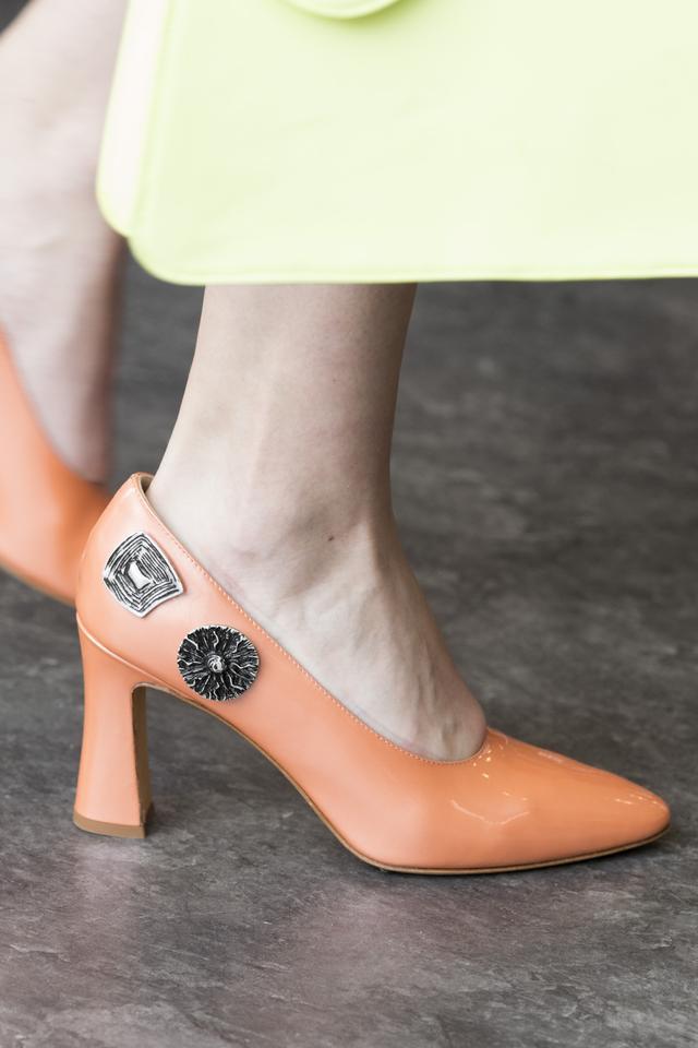 Spring 2019 shoe trends: Maryam Nassir Zadeh S/S 19