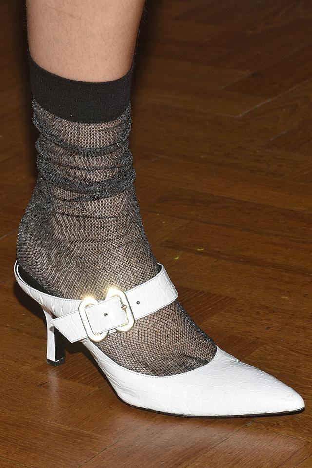 Spring 2019 shoe trends: Erdem S/S 19