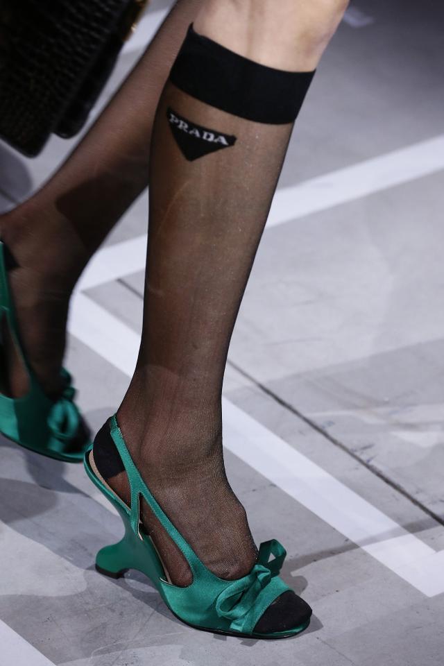 Spring 2019 shoe trends: Prada S/S 19