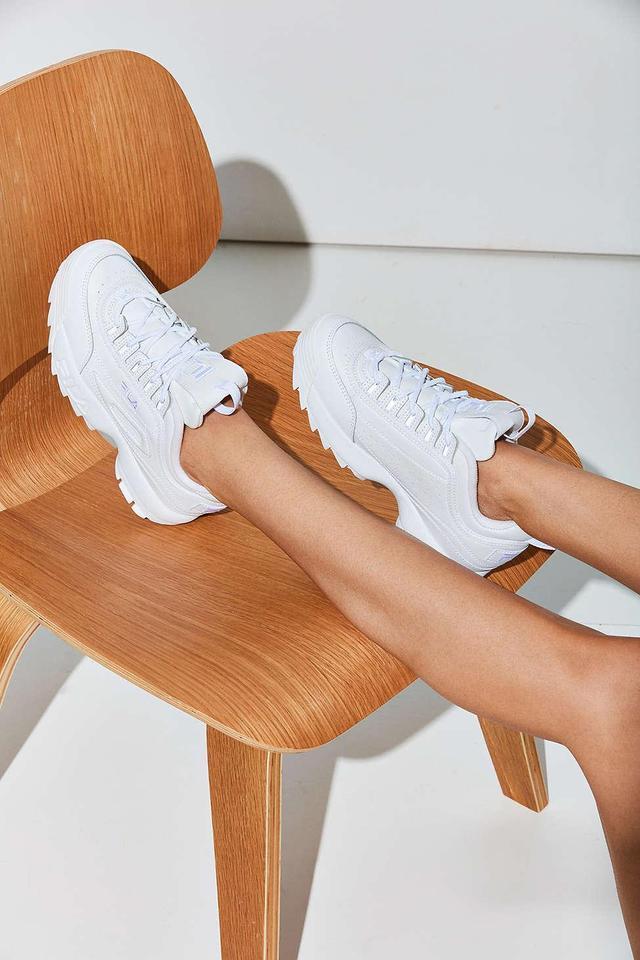 FILA Disruptor 2 Premium Mono Women's Sneaker
