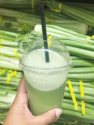 Is Celery Juice Actually Worth the Hype? I Tried It