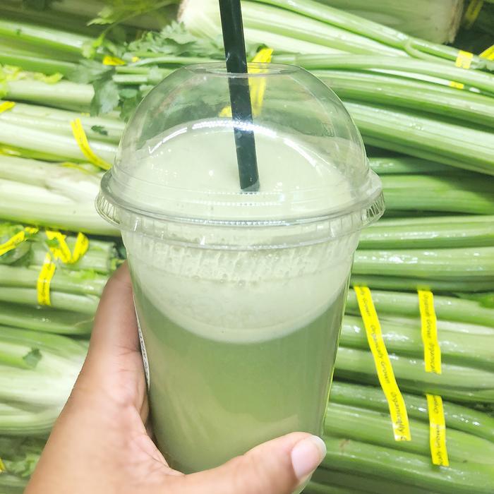 The Benefits of Drinking Celery Juice | TheThirty