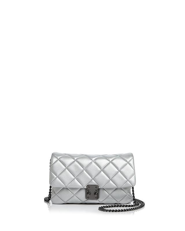 Diamond Quilt Mini Bag - 100% Exclusive
