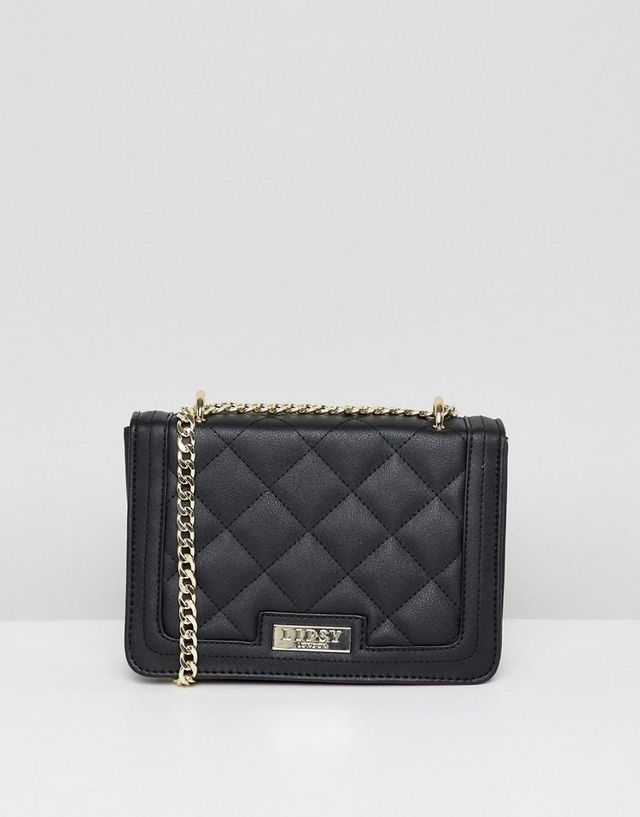 Multi-Way Cross Body Quilted Bag