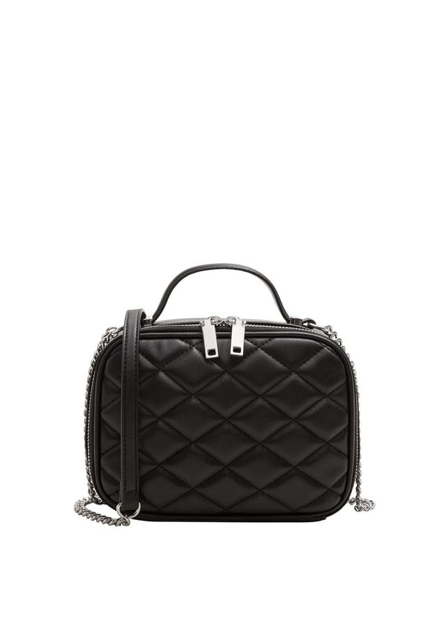 Quilted chain bag