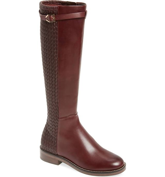 Lexi Grand Knee High Stretch Boot