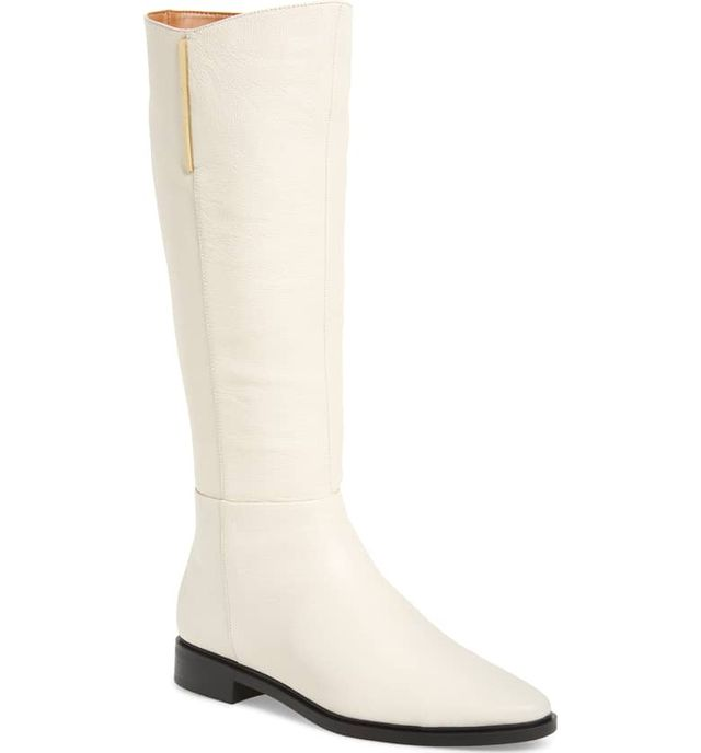 Calvin Klein Francine Knee High Riding Boots