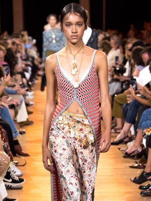 8 Fashion Shows That Blew Our Minds This Past Fashion Month