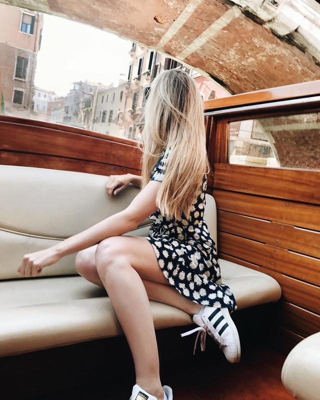 Kristen Nichols' Europe packing list: comfortable sneakers