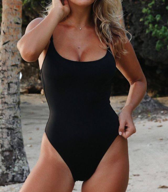 Monday Swimwear Bahamas One-Piece