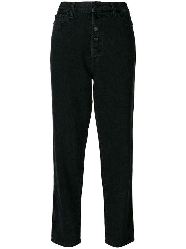 Heather high waisted jeans
