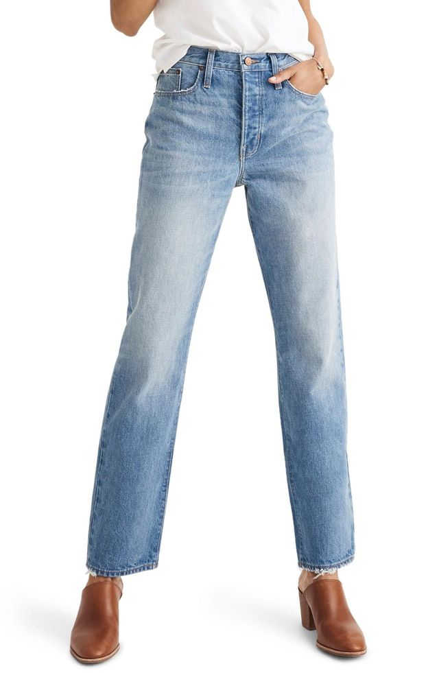 The Dadjean High Waist Jeans