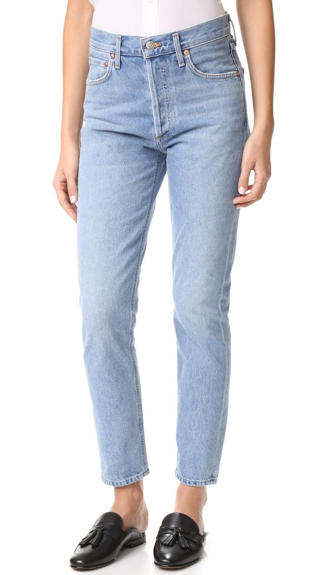Jamie High Rise Classic Jeans