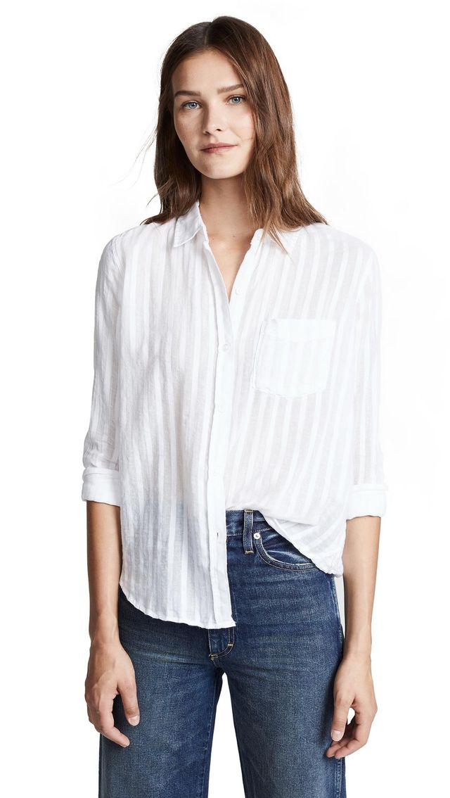 Charli Button Down Shirt