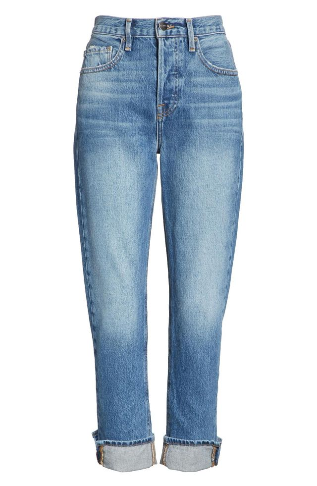Women's Frame Re-Release Le Original Cuffed Jeans