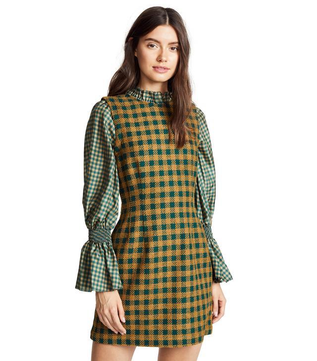 Ethno Combo Dress