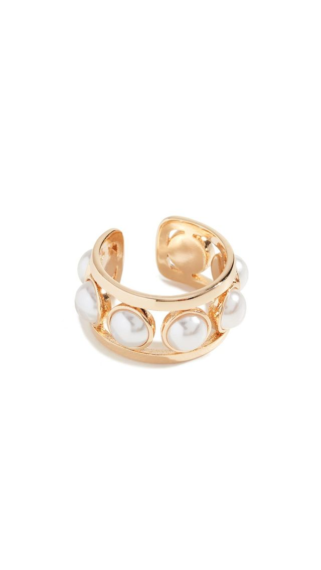 Pearl Illusions Ring