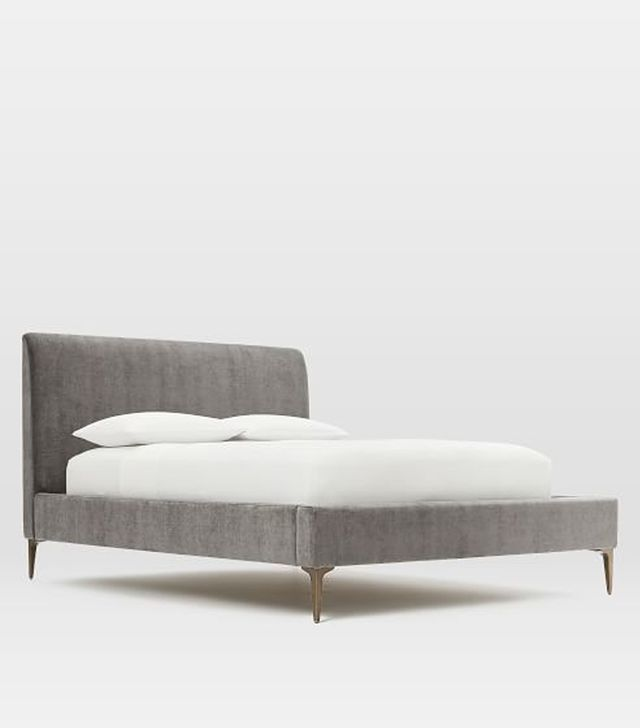 Deco Upholstered Bed