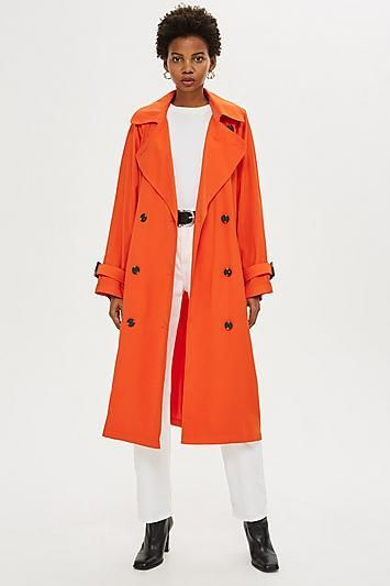 Batwing Trench Coat