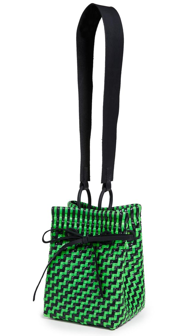 Square Bucket Bag