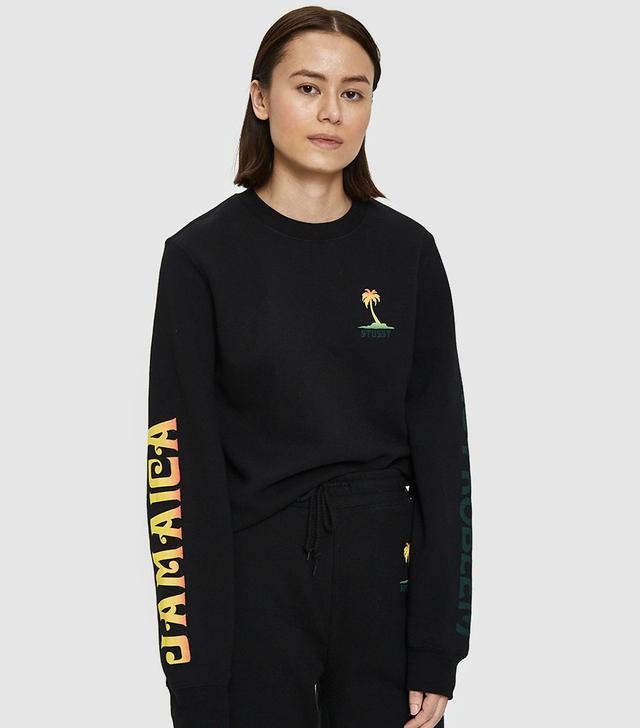 Jamaica NP Crew Sweatshirt