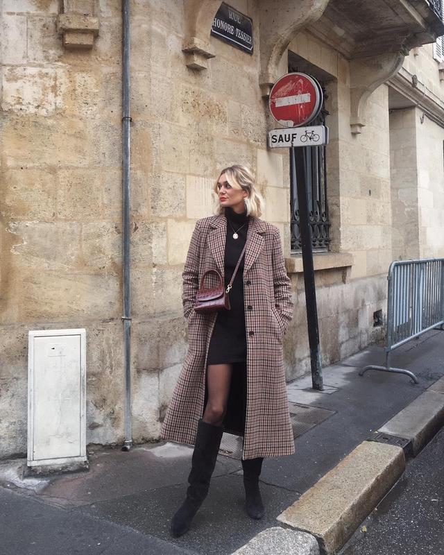 Paris boot trends: suede