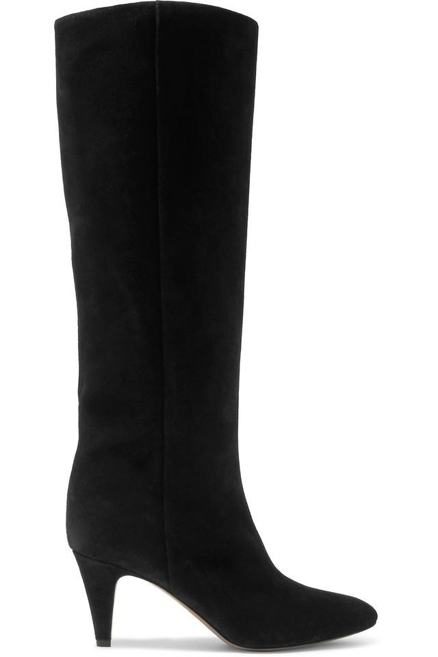 Latsen Suede Knee Boots