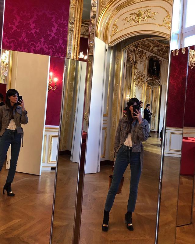 Paris boot trends: embellished