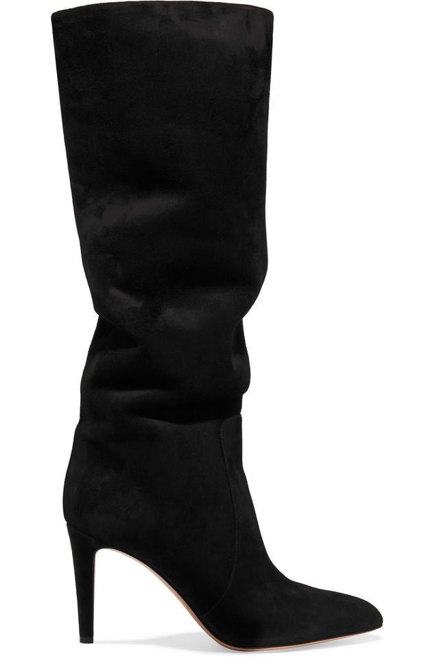 85 Suede Knee Boots