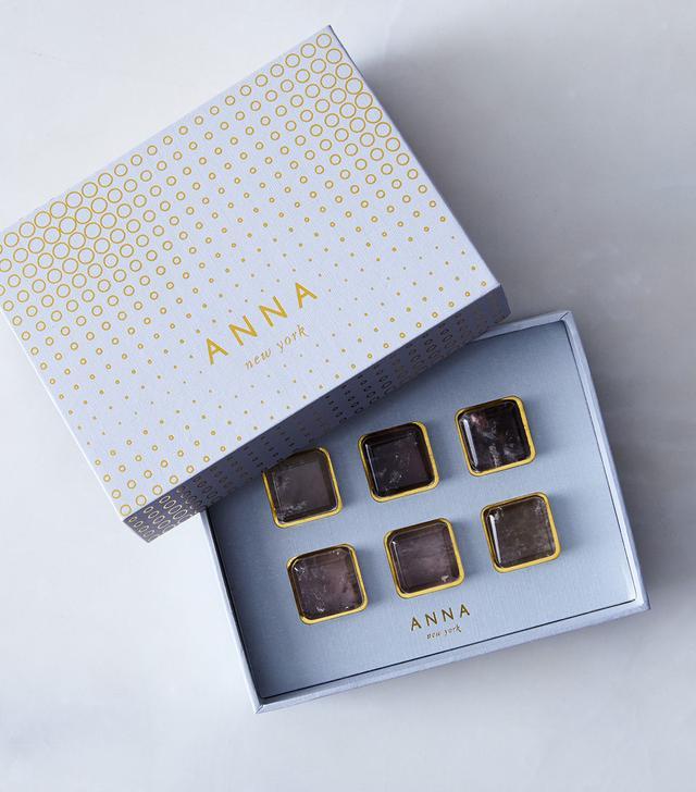 ANNA by RabLabs Smokey Quartz Whiskey Gems
