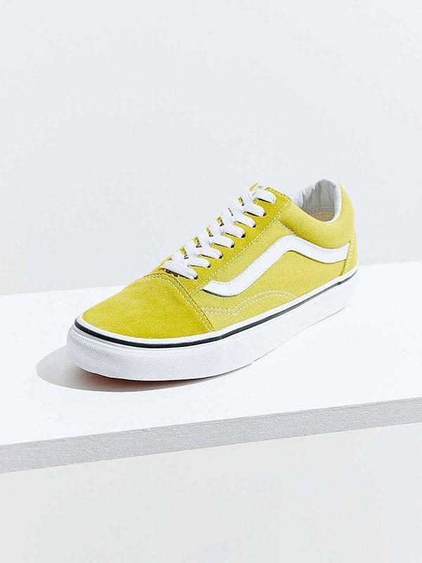 Old Skool Citron Sneakers