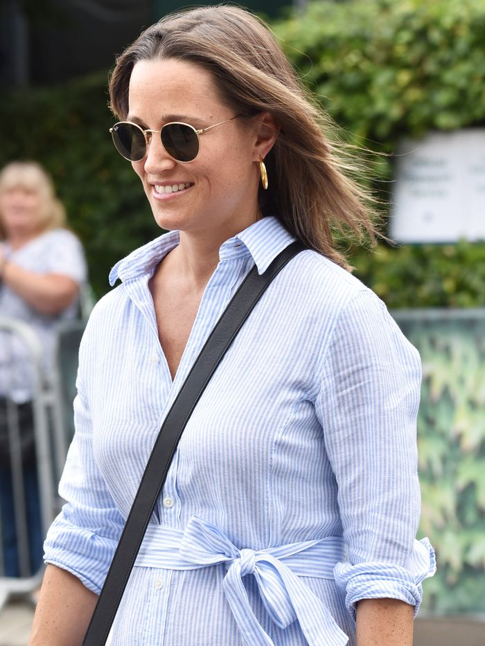 22fe13afcf3 See Pippa Middleton s Newest Maternity Outfit