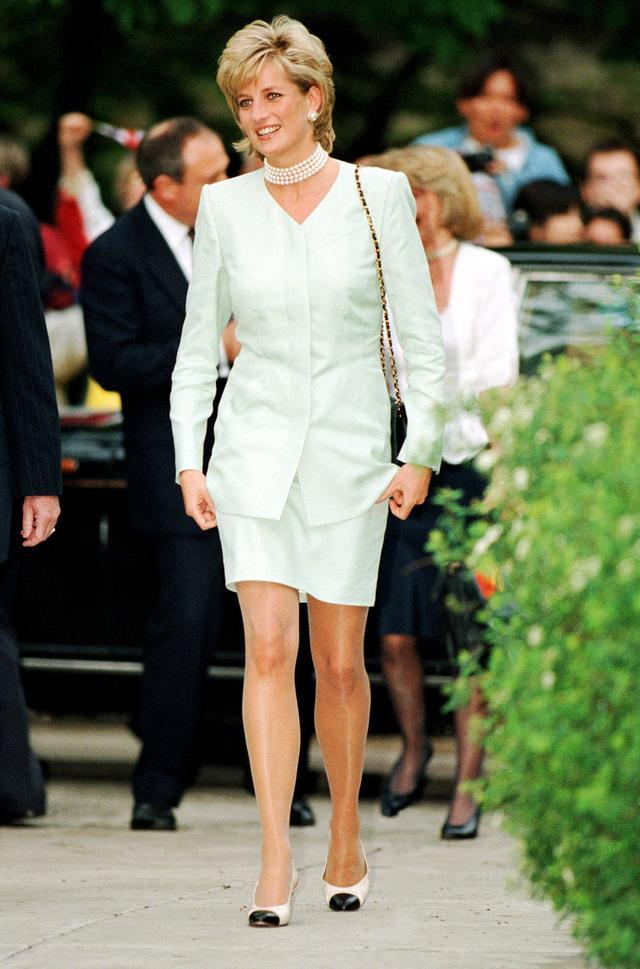 Princess Diana In Australia in the '90s