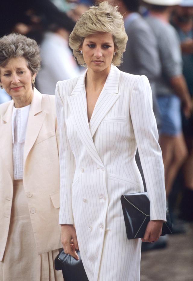 Princess Diana's Australia Outfits