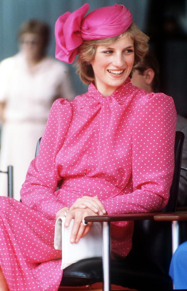 Princess Diana in Perth, Australia