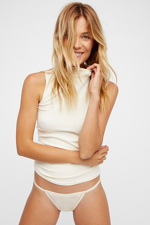 A T-String Panty by HAH at Free People